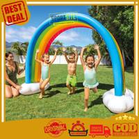Alat Mainan Penyiram Luar Ruangan Play Center Rainbow Cloud Sprinkler