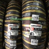 Paket Ban Corsa platinum R93 120/60-17 Dan 160/60-17 (Tubeless)