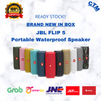 JBL Flip 5 Original - Speaker Bluetooh - Garansi