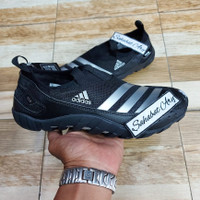 Sepatu Adidas Climacool Jawpaw 2.0 Black White