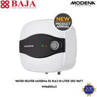 Water Heater MODENA ES 10A3 10 Liter 250 Watt