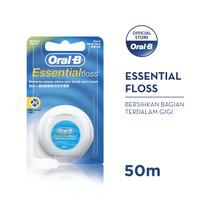 Oral-B Benang Gigi Essential Floss 50 M