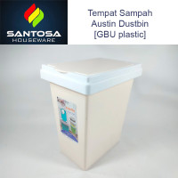 Tempat Sampah Austin Dustbin [GBU plastic]