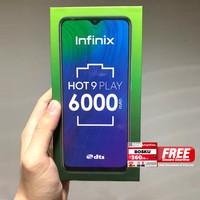 INFINIX HOT 9 PLAY 4/64 GB PASTI READY