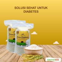 Beras Diaberice (d/a Beras Diabetes) Organik 1 Kg - Eka Farm - Vakum