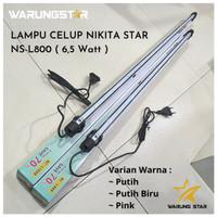 LAMPU LED CELUP 80 CM 6,5 WATT NIKITA / LAMPU CELUP AQUARIUM 80 CM