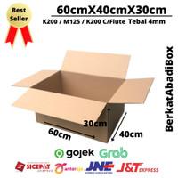 BOX KARTON / KARDUS POLOS UK 60x40x30 cocok untuk packing pindahan