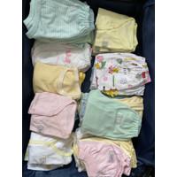 Paket Perlengkapan Bayi Hemat 1 kg muat 2 paket