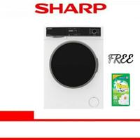 SHARP ES-FL1490BX MESIN CUCI FRONT LOADING 9 Kg
