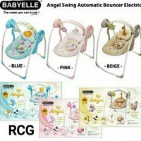 Babyelle Automatic Baby Swing Bouncer Ayunan Bayi