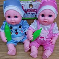 lovely baby dot b760 bisa nangis / bayi dot / boneka bayi