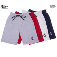 MUEEZA KIDS Celana Pendek Anak Laki-laki Baby Terry Premium