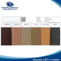 Kulit Imitasi / Bahan Sintetis / PVC Leather (Oscar) - KAFARO