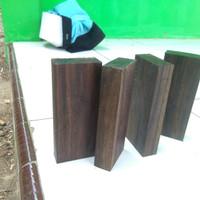 balok Sonokeling 12,5x5x2cm