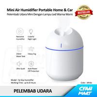 Pelembab Udara Mini Air Humidifier Aroma Therapy Diffuser Car & Home