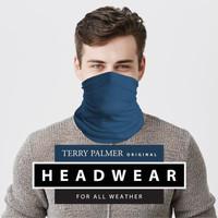 Masker Motor Bandana Multifungsi Balaclava Headwear Terry Palmer Asli
