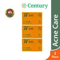 ( 3 Pcs ) JF Sulfur Acne Skin Care 65gr / Sabun Mandi / Body Wash