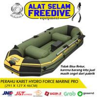Perahu Karet Rubber Boat Marine Pro Bestway (106cmx56cmx18cm)