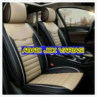 Sarung Jok Mobil AVANZA VELOZ 2016 - BAHAN LEDERLUX