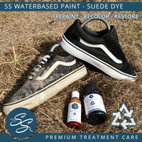 Cat Sepatu SS Waterbased Paint - Suede Dye - Leather Paint