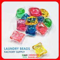Laundry Detergent Gel Ball Sabun Cuci Baju Antiseptik Liquid Ajaib