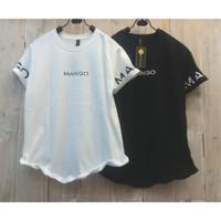 Kaos Tshirt wanita casual baju santai adem halus murah allsize murah