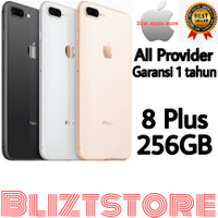 Apple iPhone 8 Plus 256GB Original (Garansi 1 Tahun)