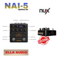 nux nai5 optima air efek gitar akustik simulator