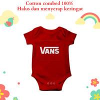 Baju jumper Bayi unik dan lucu Karakter vans