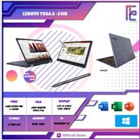 Lenovo Yoga 6 2in1 Ryzen 5-4650 16GB 512GB-SSD WIN10+OHS 13.3 FHD