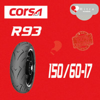 BAN LUAR CORSA 150/60-17 PLATINUM R93 TUBELESS
