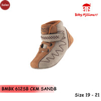 sepatu bayi cowok cowo prewalker laki laki baby millioner BMBK 548 SB