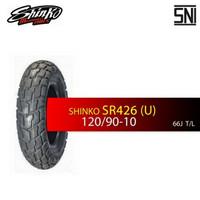 ban shinko SR426 120/90-10 dual purpose