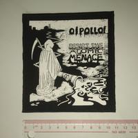 Patch / Emblem / Tambalan Celana Baju Jaket Topi Tas - Oi Polloi