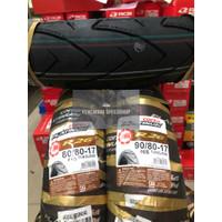 Paket Ban Corsa Platinum R26 Ukuran 80/80-17 Dan 90/80-17 (Tubeless)