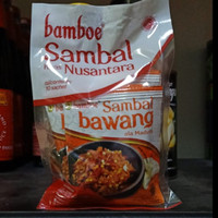 Sambal Bawang Ala Madura Bamboe ( 10 Sachet )