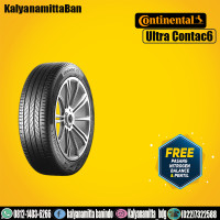 Ban Continental 195/50 16 Ring 16 Uc6 Ban Mobil Yaris