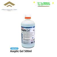 Aseptic Gel Onemed 500 ml Refill Onemed/Hand Sanitizer