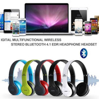 HEADSET BLUETOOTH P47 PURE BASS | HEADSET BLUETOOTH P47