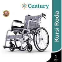 Soma Wheelchair 150 / Kursi Roda / Walker / Alat Kesehatan