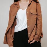 Atasan Kemeja Wanita Baju Casual Wanita