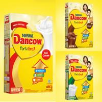 DANCOW Fortigro Full Cream / Cokelat / Instant 800 Gram / 800gram