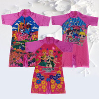 Baju Renang Anak Cewek.Baju Renang Anak Karakter - FROZEN, S