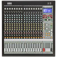 KORG SOUNDLINK MW-2408 MW2408 - 24 CHANNEL HYBRID ANALOG DIGITAL MIXER
