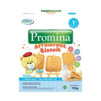 Promina Arrowroot Biscuit Biskuit Umbi Garut Susu 110g/promina