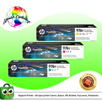HP 976Y Extra High Yield Colour [ C.M.Y ] Original PageWide Cartridge