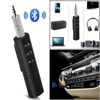 Bluetooth Wireless audio receiver Aux Plug Car Music Adaptor BT-450