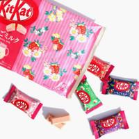 kitkat milk strawberry