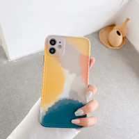 Abstract Paint Art Case iPhone 7/8/+/SE2/X/Xs/Xr/11/12/Mini/Pro/Max