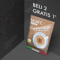 UCAFE Cappuccino R10 (10 sachets @ 25gr)